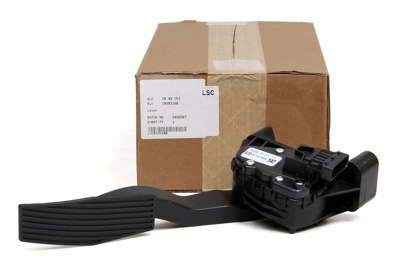 Gaspedalsensor für die Opel OE-Nummern 848008 / 9193186 mit Karton