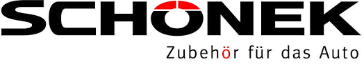 Herstellerlogo Schönek als Gummifußmattenhersteller
