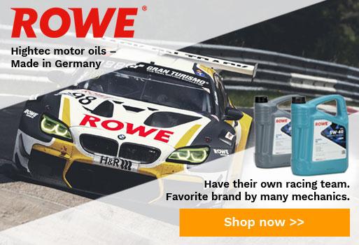 ROWE hightec motor oil