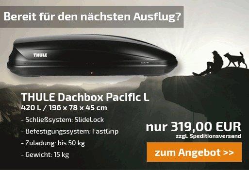Thule Dachbox Pacific L